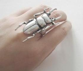 Beetle Bug Ring